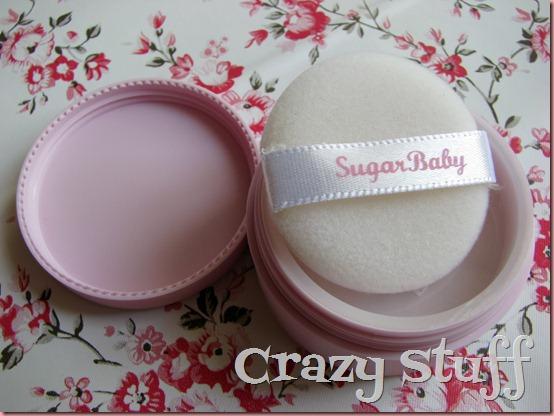 sugar baby pudra
