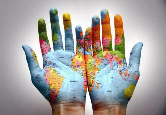 las mans del monde