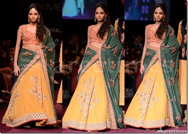 Shyamal_Bhumika_Lehenga_Style_Saree
