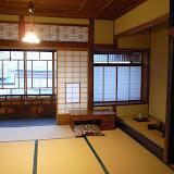畳が敷かれた和室。