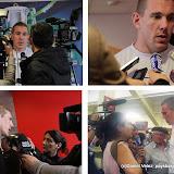 Bonnes relations avec la presse
