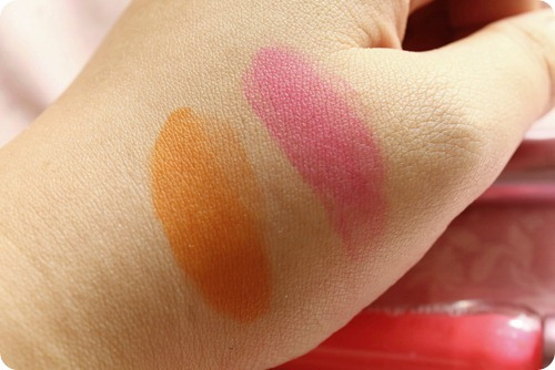 Etude House Darling NeonTint swatch
