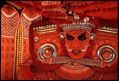 Theyyam - Possesion by the Gods