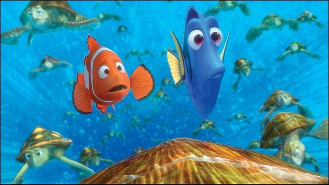 Alla Ricerca di Nemo 3D 1