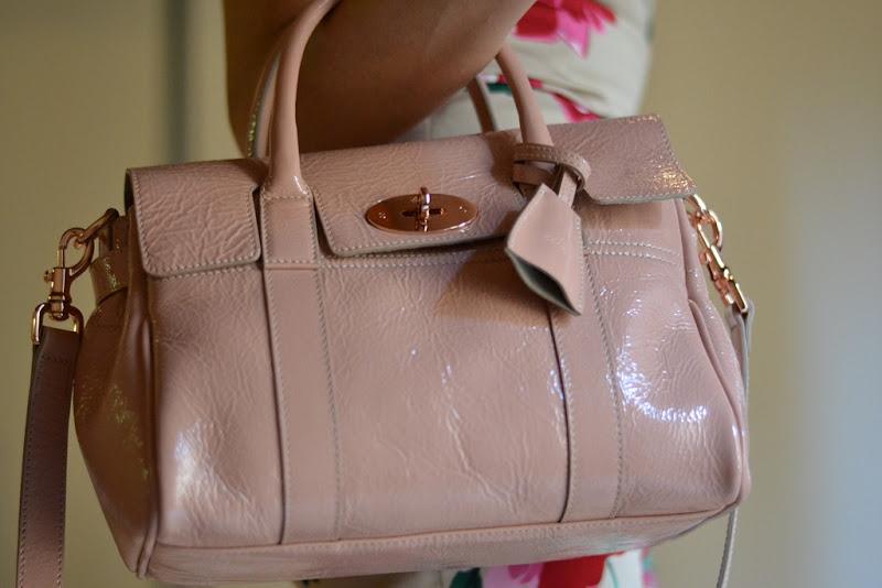 Mulberry, Mulberry Bag, Pink Mulberry Bag, Pink Bag