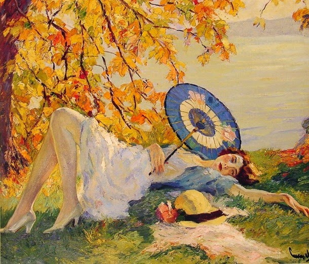 woman_reclining_by_a_lake-large