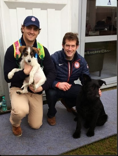 US Hocky Players Adopting These 2 Pups