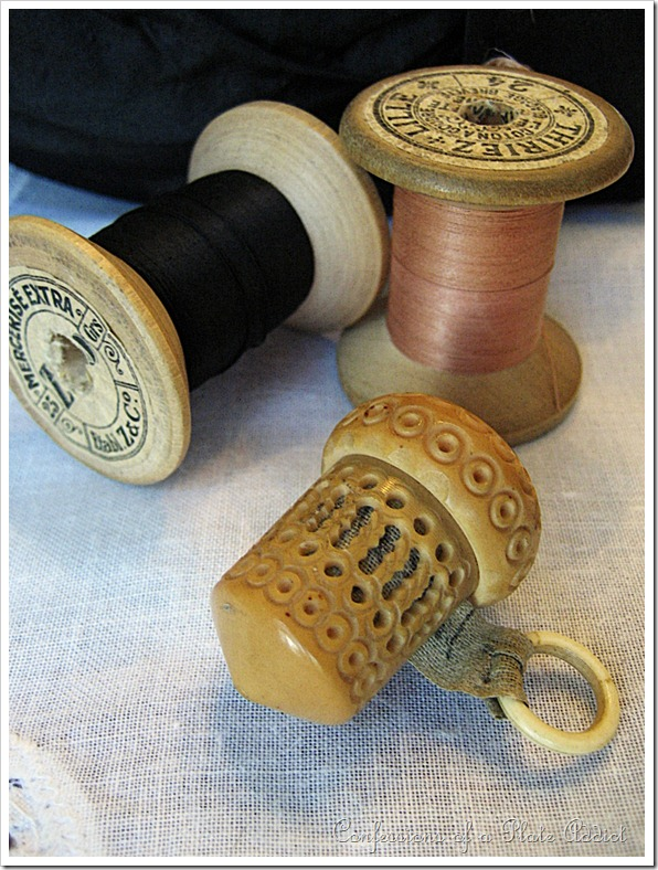 spools and tape