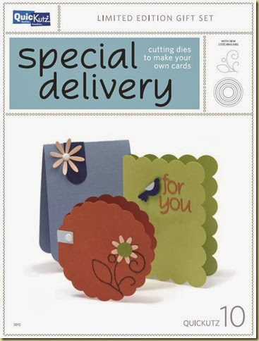special delivery limited edition gift set cover