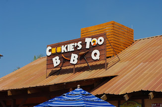 Cookie's Too BBQ is the second dining area