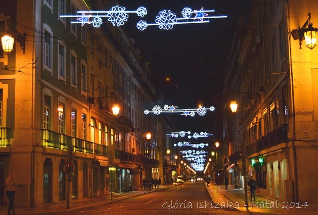 Glória Ishizaka - Natal 2014 - Lisboa 1