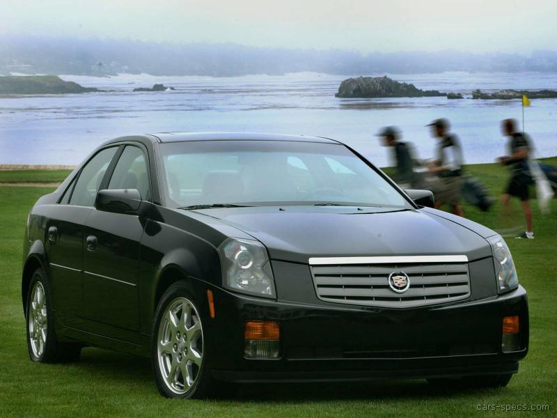 2003 cadillac cts sedan specifications pictures prices for Garage hyundai bayonne