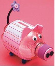 cerdo con botellas (2)