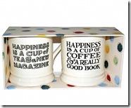 Emma Bridgewater Happiness Mugs