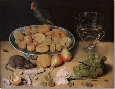 Geog Flegel, Nature morte