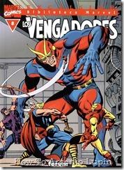 P00008 - Biblioteca Marvel - Avengers #8
