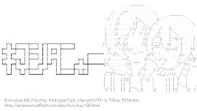 [AA]Nishikino Maki & Hoshizora Rin Kitaaa (Love Live!)