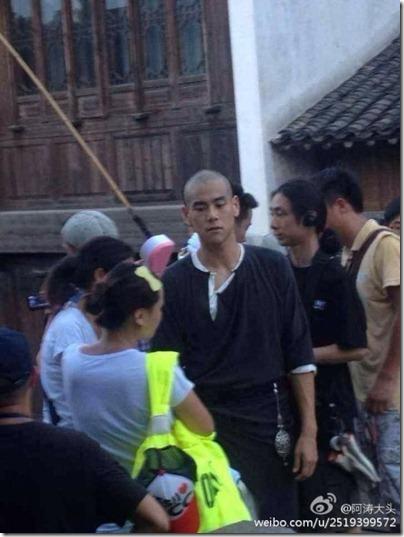 Eddie Peng vs Wong Fei Hung Look 01