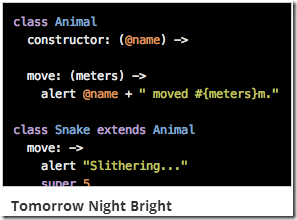 Google-Code-Prettify-Theme-Tomorrow-Night-Bright-From-JMBlog
