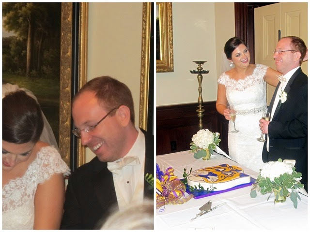 Emily's Wedding and NOLA1