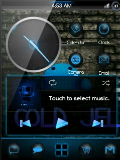 Ultimate Rom For Samsung Galaxy Y With Killer Blue Look | android apk