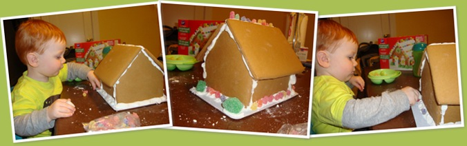 View Gingerbread House 2