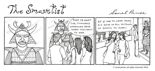 TheSmartist - TheSamurai