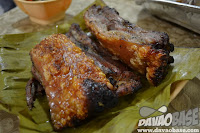 Liempo from Edong's Lechon Manok