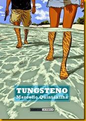 P-Marcello Quintanilla - Tungsteno - cubierta