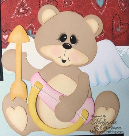 qp angel bear cu-500