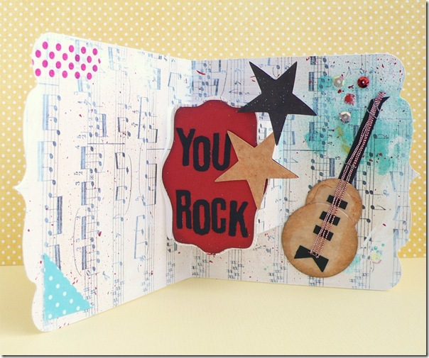 cafe creativo -sizzix big shot - card music guitar pop up (1)