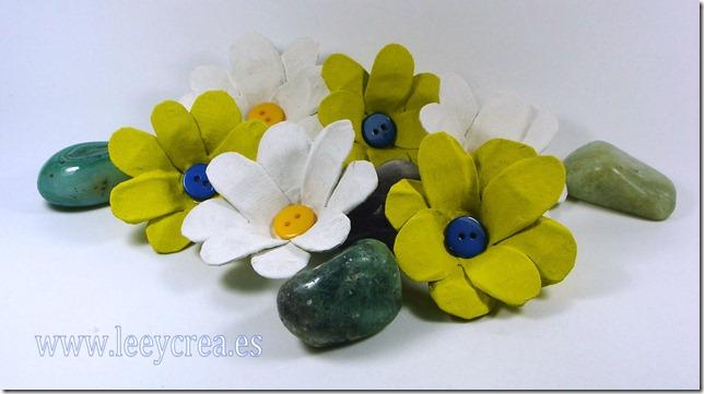 Flores recicladas