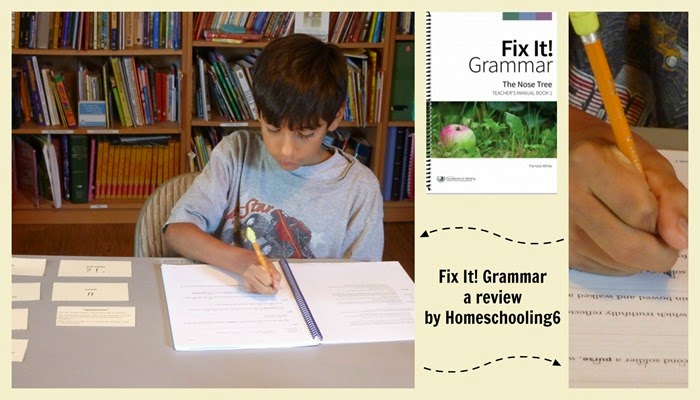 Fix It! Grammar The Nose Tree