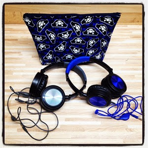 Kopfhörer Tasche