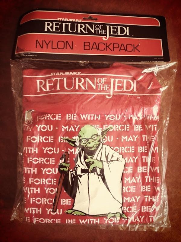 Star Wars Return Of The Jedi Backpack