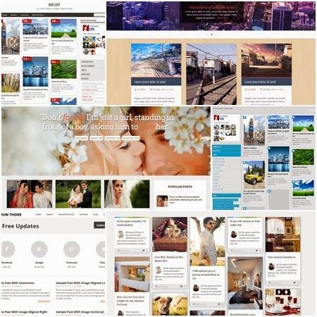 rwd blogger template