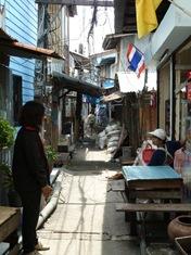 Bangkok backstreets