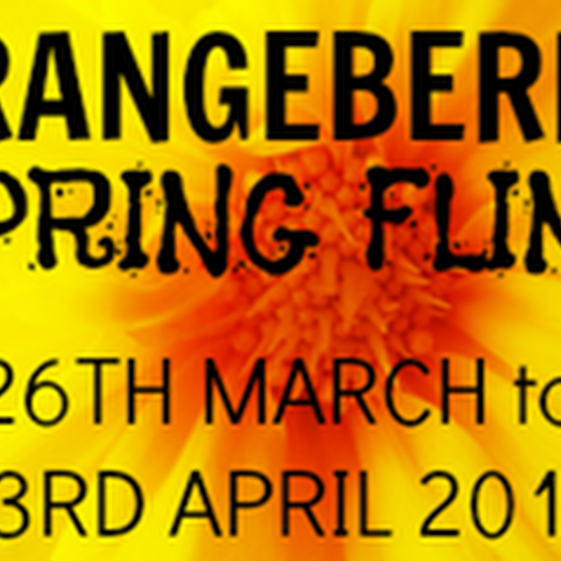 Orangeberry Spring Fling – Reflection by Kim Cresswell