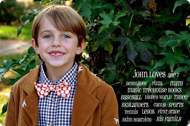 John Age 7 copy
