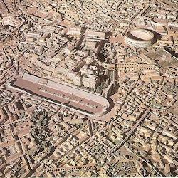 22 - Maqueta de la Antigua Roma