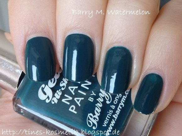 Barry M Gelly Watermelon 1