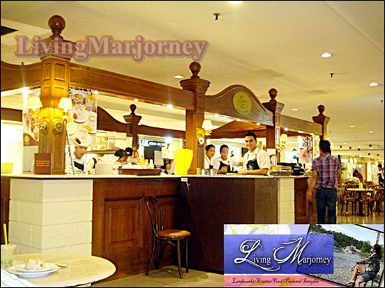 Figaro Shangri La Plaza