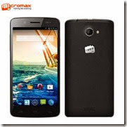 Amazon: Buy Micromax Canvas Elanza 2 A121 at Rs. 6669