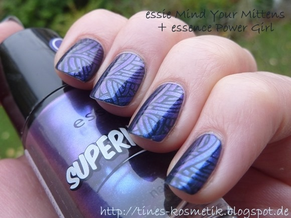 essence Power Girl Stamping 4
