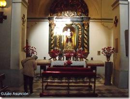 Retablo de Jesús el Pobre - Madrid