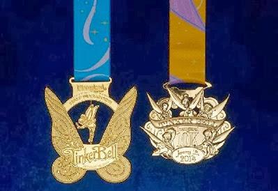 Tink Half Medals