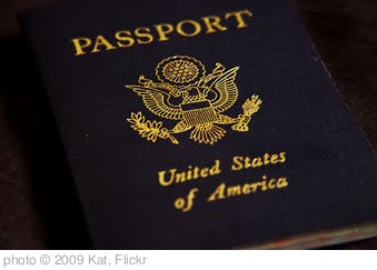 'Passport (110/365)' photo (c) 2009, Kat - license: http://creativecommons.org/licenses/by-sa/2.0/