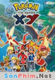 Pokemon XY -  Pokemon :Phần 19