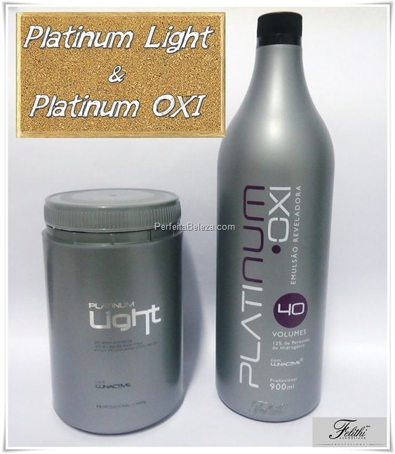 melhor pó descolorante-platinum light FITITHI