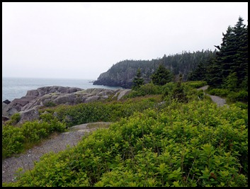 04b - Hike - Trailhead to Green Point